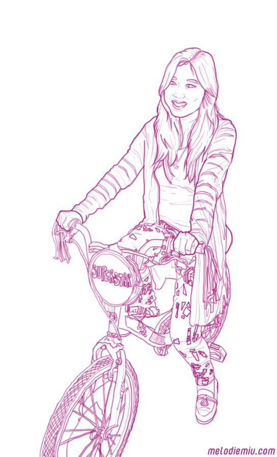 magical-bike-girl