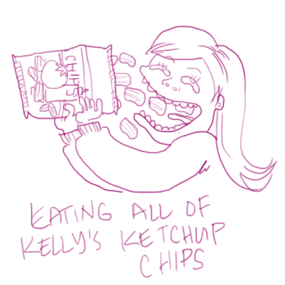 eating-kellys-chips